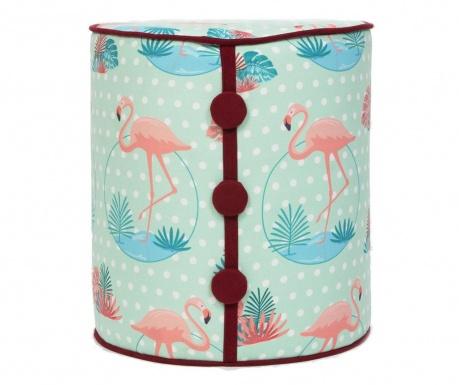 Jastuk za sjedenje Dots Flamingo High