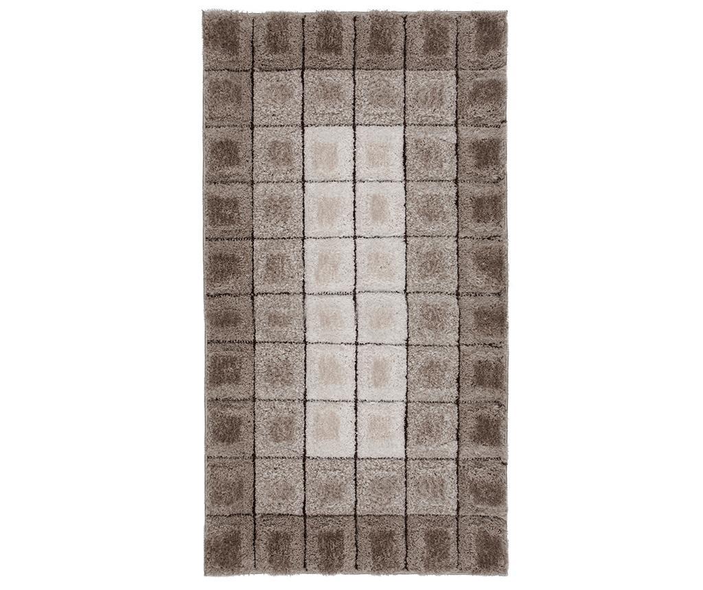 Covor Cube Natural 120x170 Cm - Flair Rugs, Maro