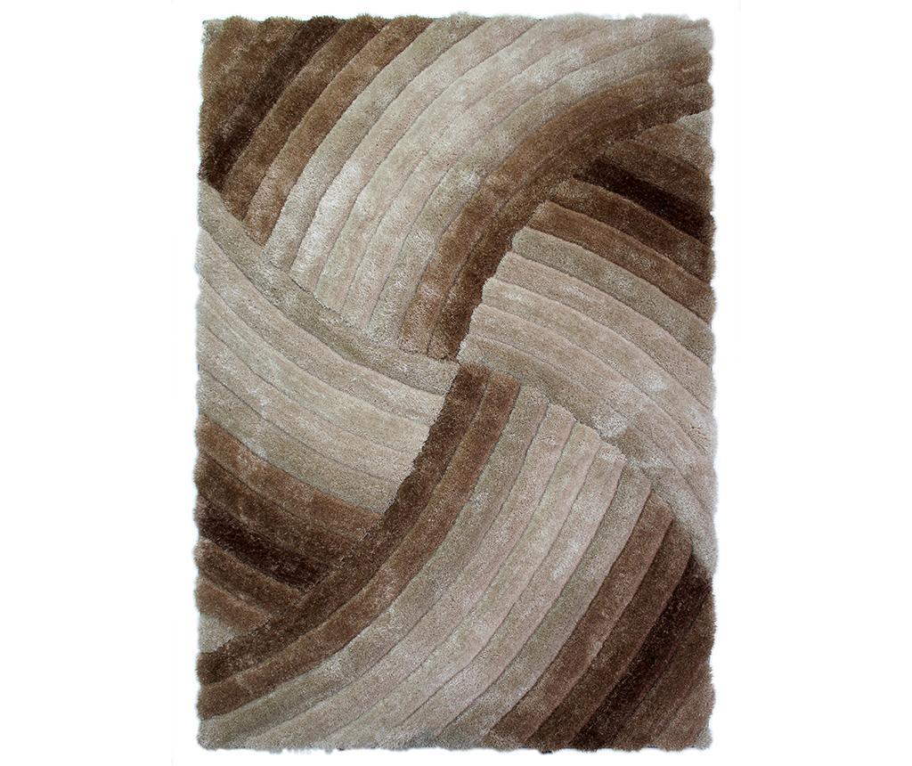 Covor Furrow Natural 120x170 cm - Flair Rugs, Maro