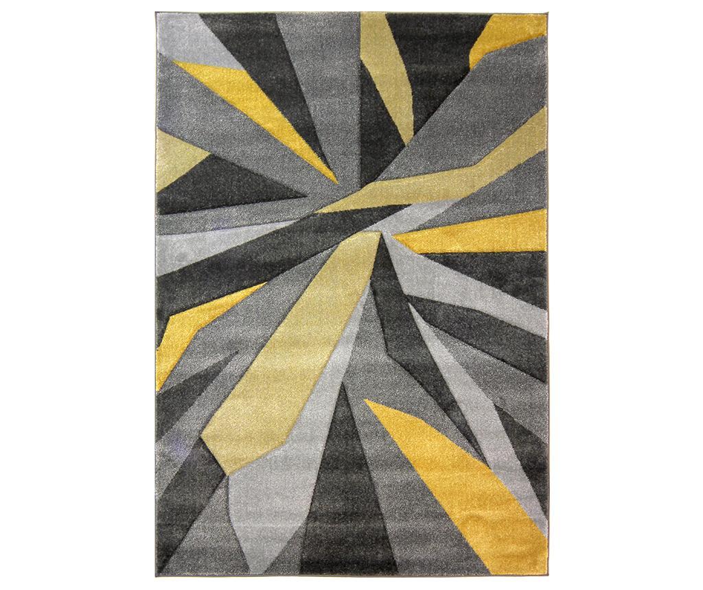 Covor Shatter Ochre 120x170 cm - Flair Rugs, Galben & Auriu