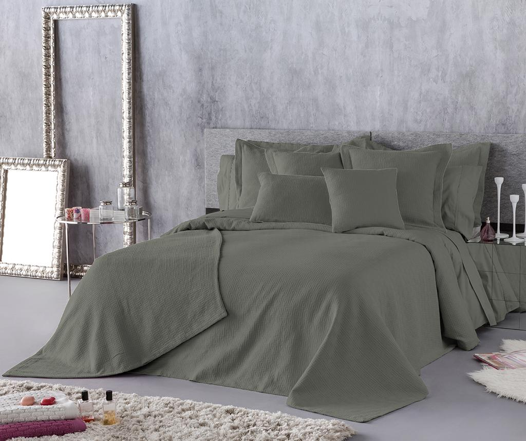 Cuvertura Pure Logo Tea 230x270 Cm - Guy Laroche Home, Verde