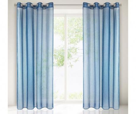 Metis Blue Függöny 140x250 cm