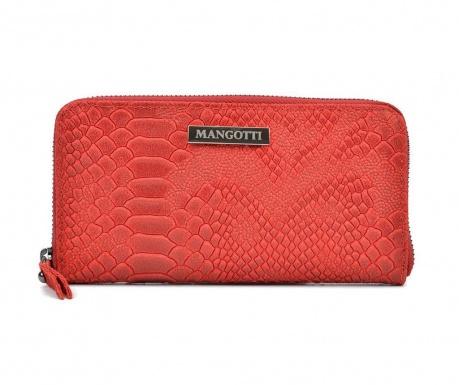 Дамска чанта тип плик Kathie Red