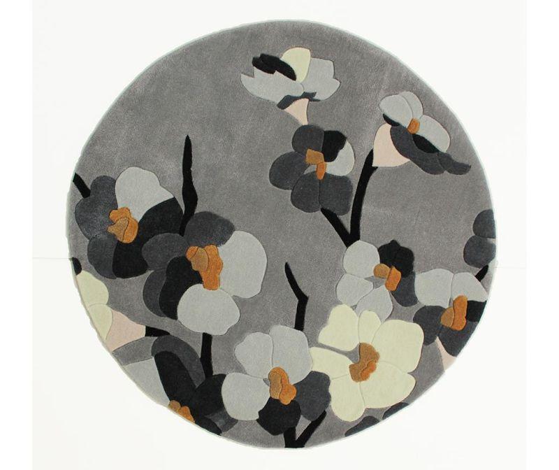Preproga Blosson Grey 135 cm