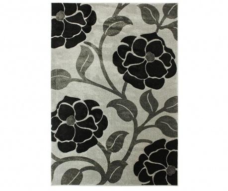 Tepih Vine Grey & Black 200x290 cm