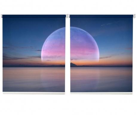 Set 2 rolo zaves Blue Sunset 100x200 cm