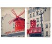 Set 2 rolo zaves Moulin Rouge 100x200 cm