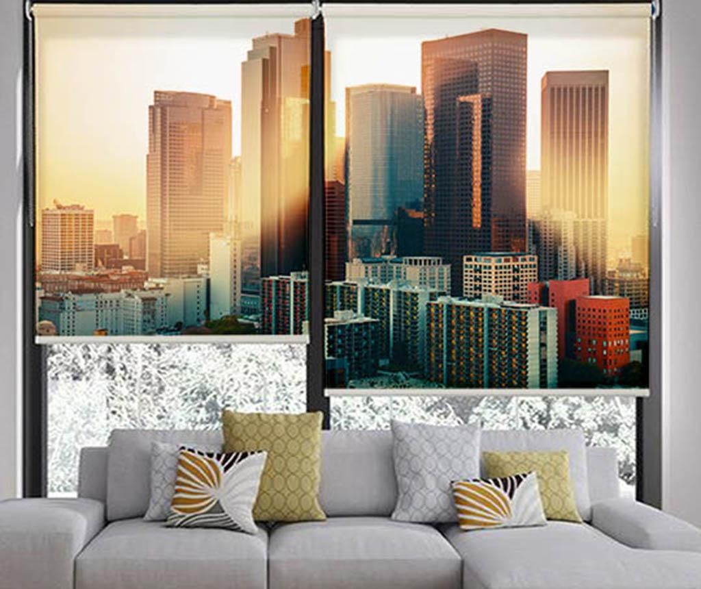 Set 2 rolo zaves New York 100x200 cm