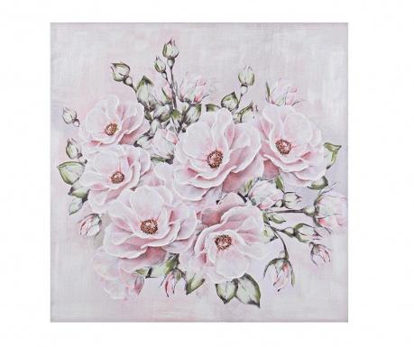 Slika Flores Multi 100x100 cm