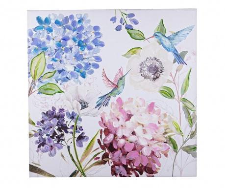 Slika Lilac 100x100 cm