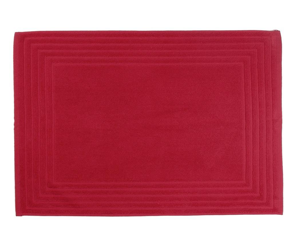 Alfa Bordeaux Fürdőszobai szőnyeg 50x70 cm