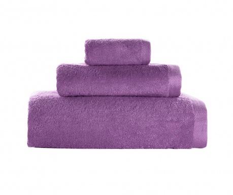 Sada 3 uterákov Alfa Violet