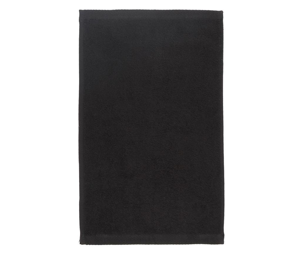 Alfa Black Fürdőszobai törölköző 50x100 cm