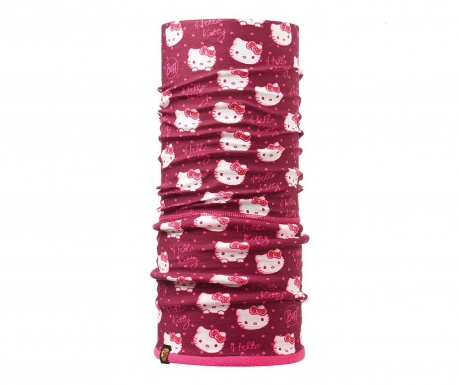 Fular circular copii Buff Hello Kitty Wink 24x75 cm