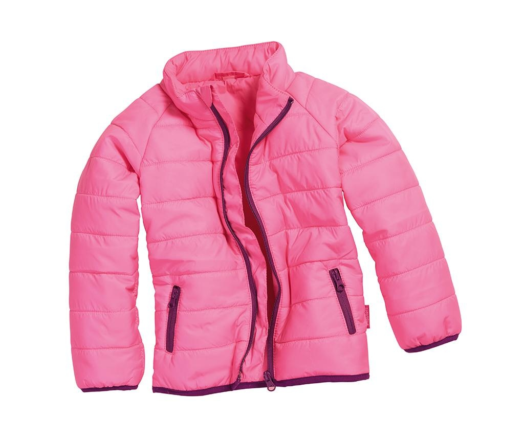 Jacheta copii Quince Pink 12 luni