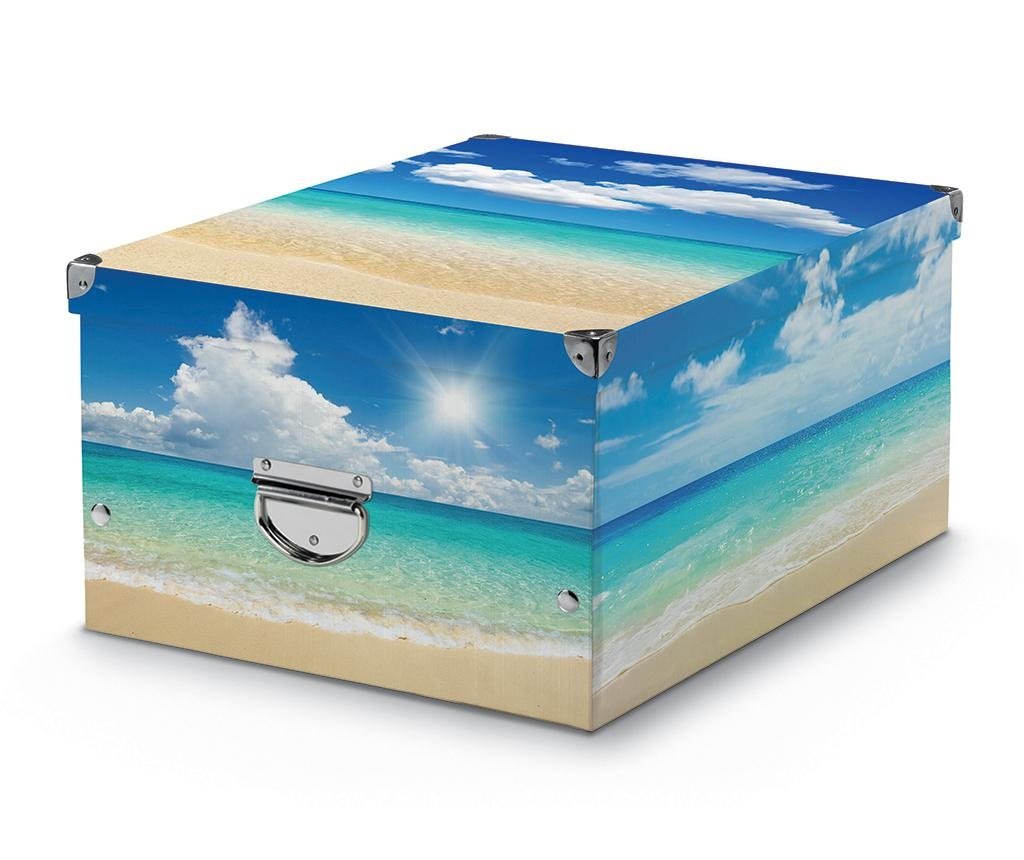 Shranjevalna škatla s pokrovom Calliope