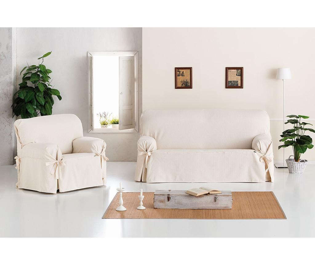 Husa pentru canapea Bianca Ribbons 130-160 cm