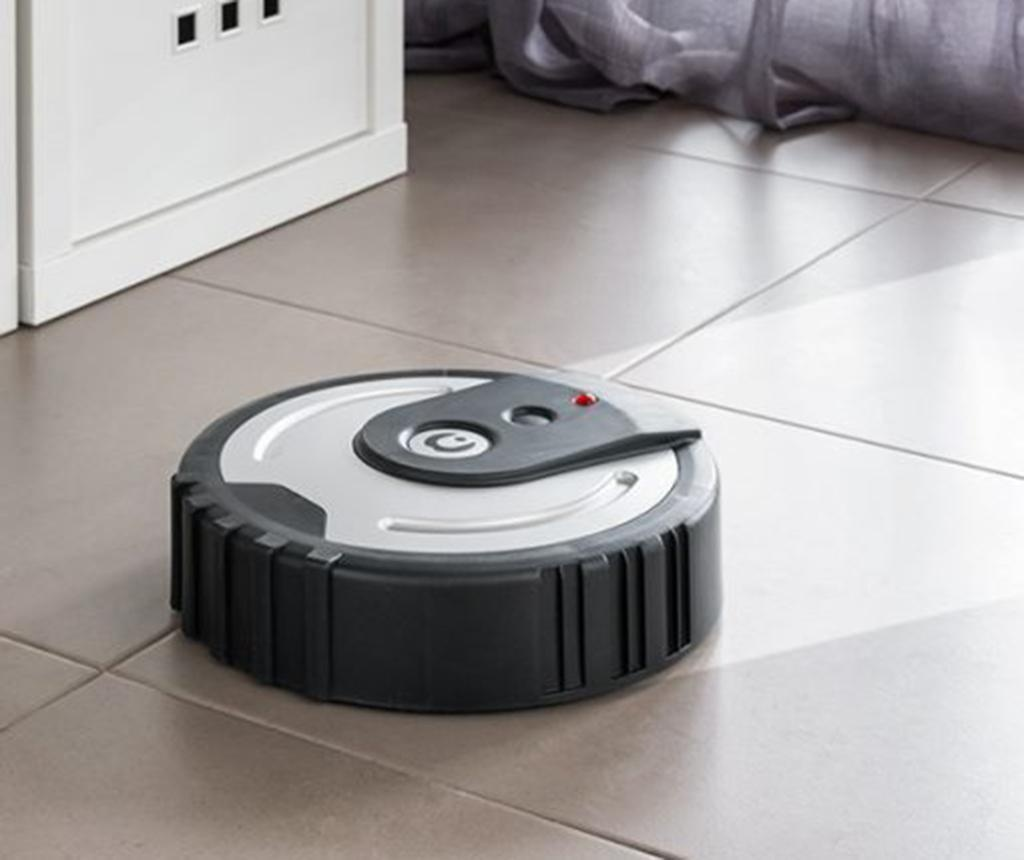 InnovaGoods Cleaner Black Robot porszívó