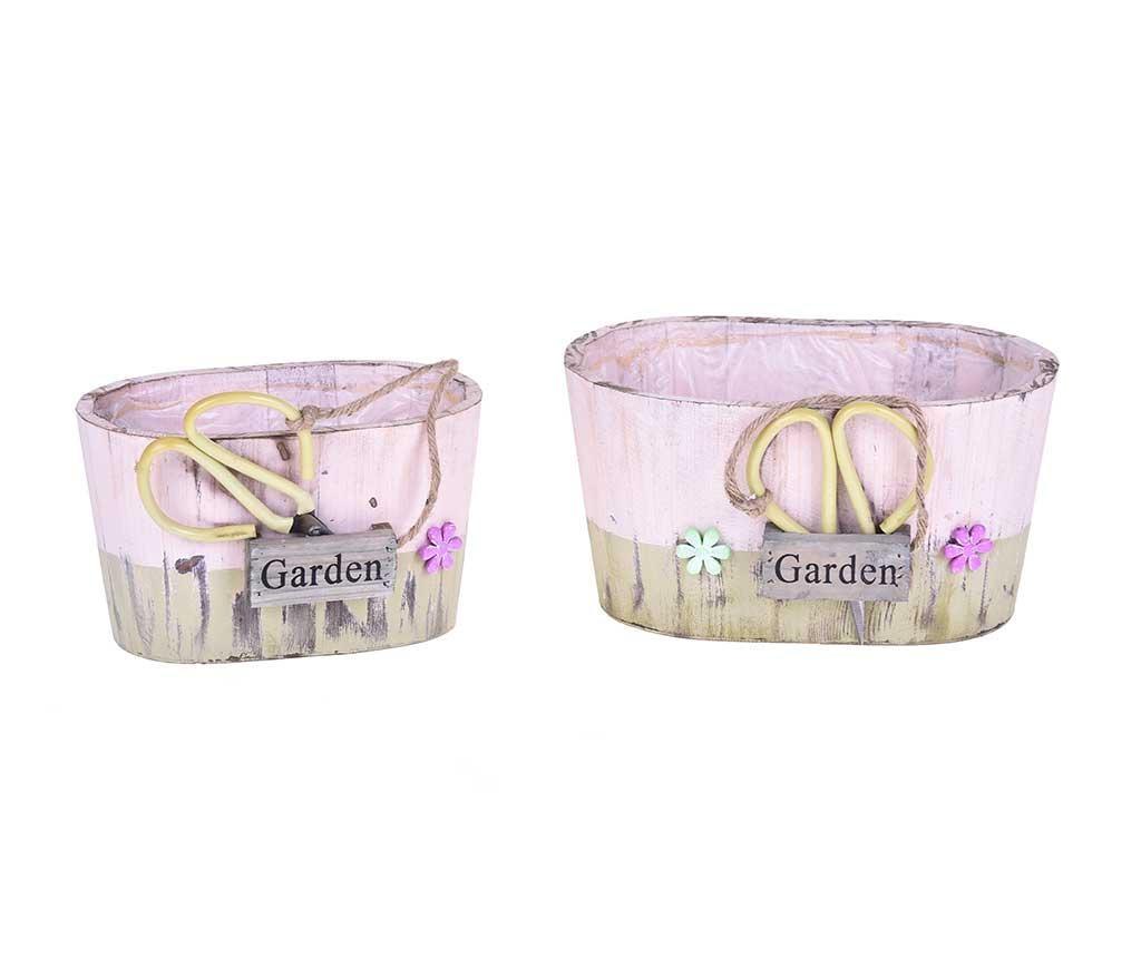Set 2 jardiniere Garden Crafts