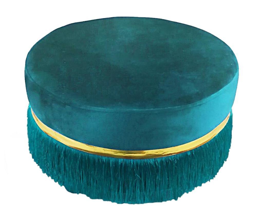 Taburet Golden Touch Turquoise