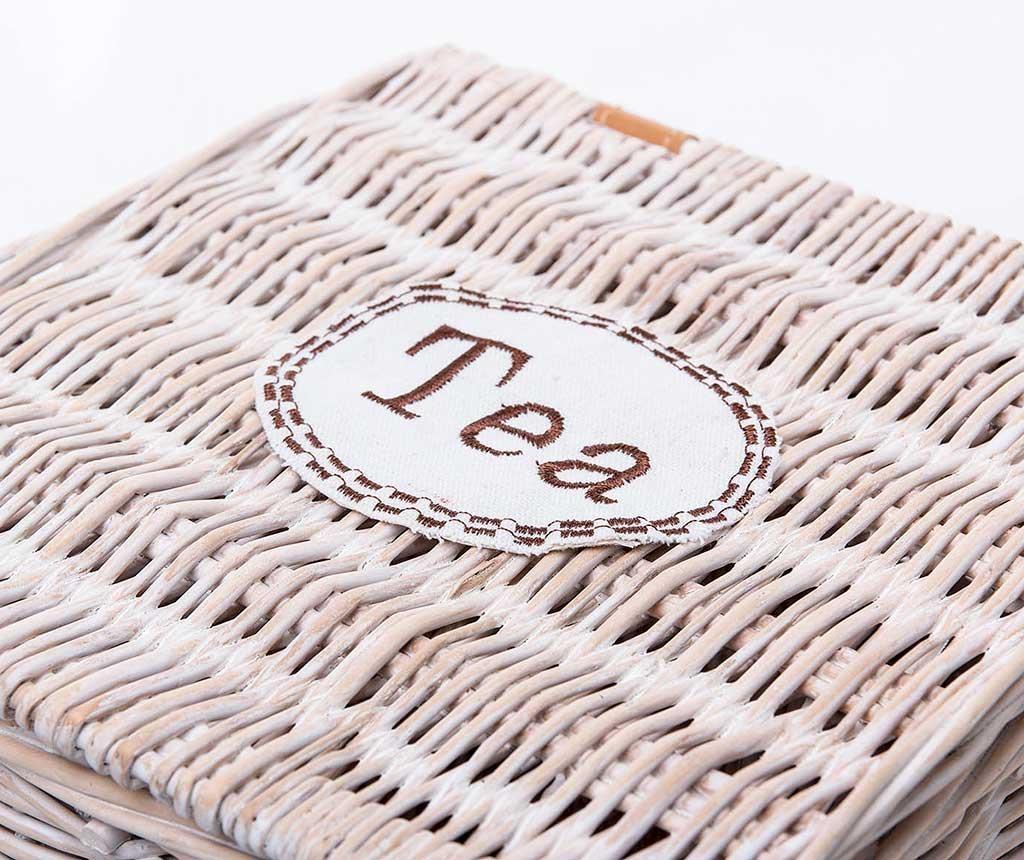 Cutie cu capac pentru ceai Marianne