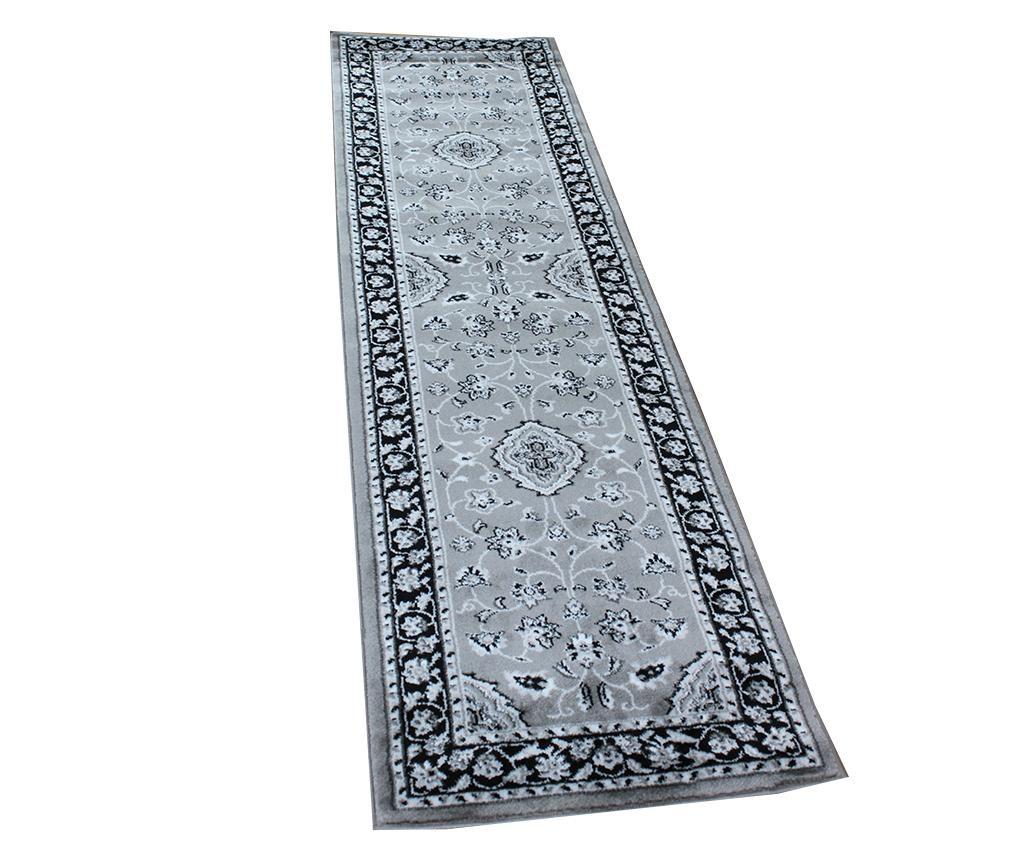 Tepih Sherborne Long Grey 67x300 cm