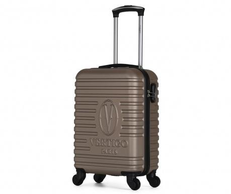 Montreal Gold Gurulós bőrönd 35 L