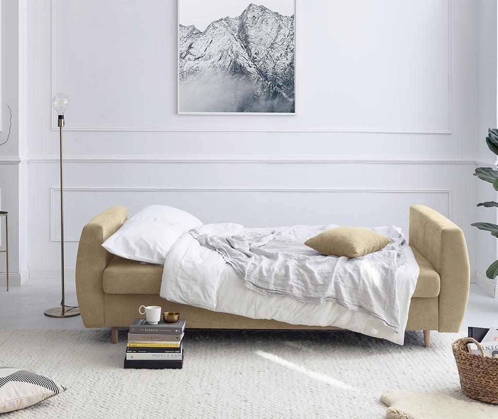 Kauč trosjed na razvlačenje Orchid Beige