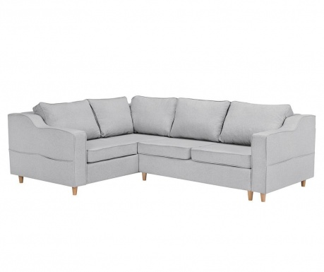 Coltar extensibil stanga Jonquille Light Grey