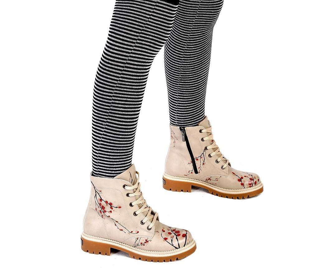 Dámské kotníkové boty Spring Cherry 41