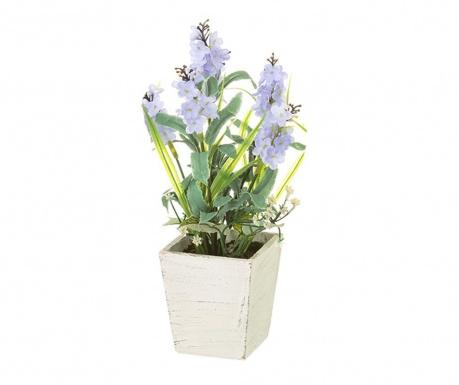 Sztuczna roślina w doniczce Lavander Blue