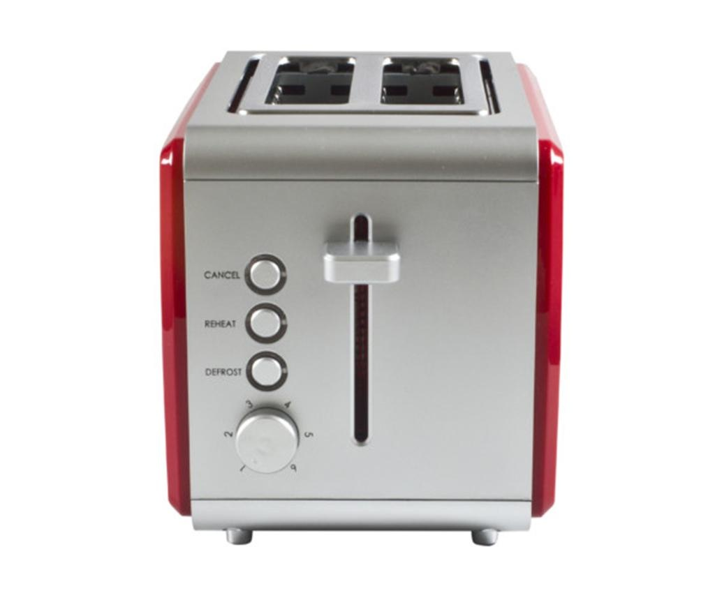 Toaster Retro Red