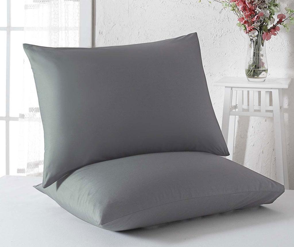 Set 2 jastučnice Duzboya Grey 50x70 cm