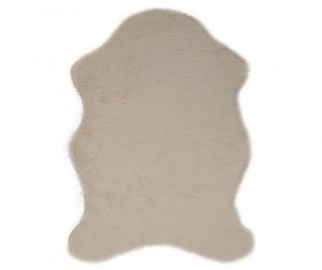 Tepih Pelus Cream 75x100 cm