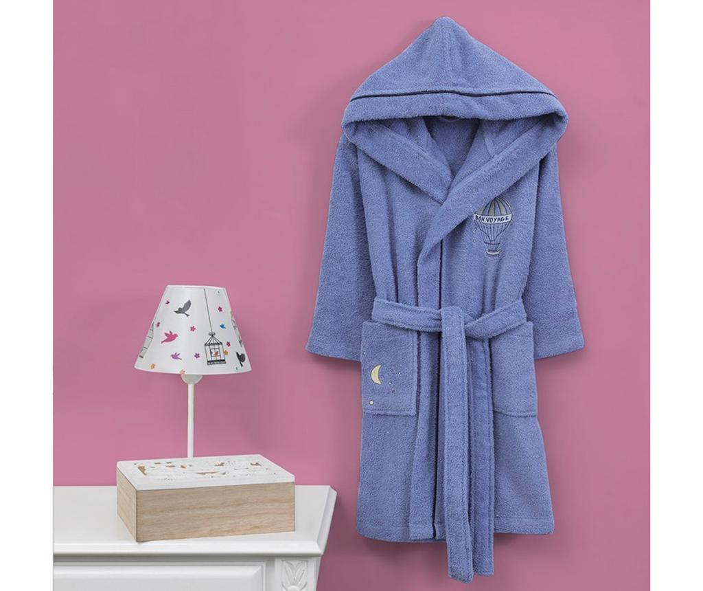Montgo Blue Gyerek fürdőköpeny 7-8 ani