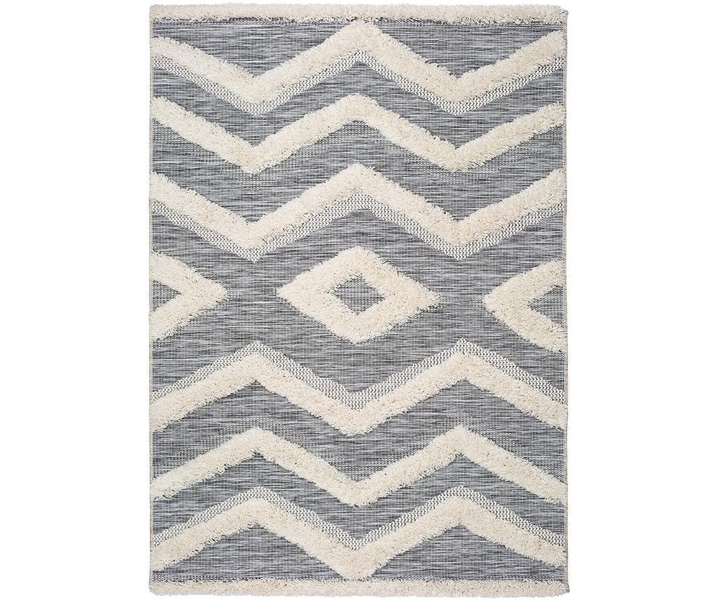 Covor Cheroky Pattern 115x170 cm - Universal XXI, Alb