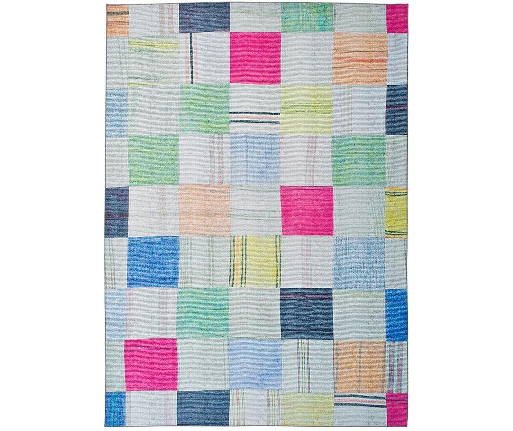 Covor Exclusive Square 130x190 Cm - Universal Xxi, Multicolor