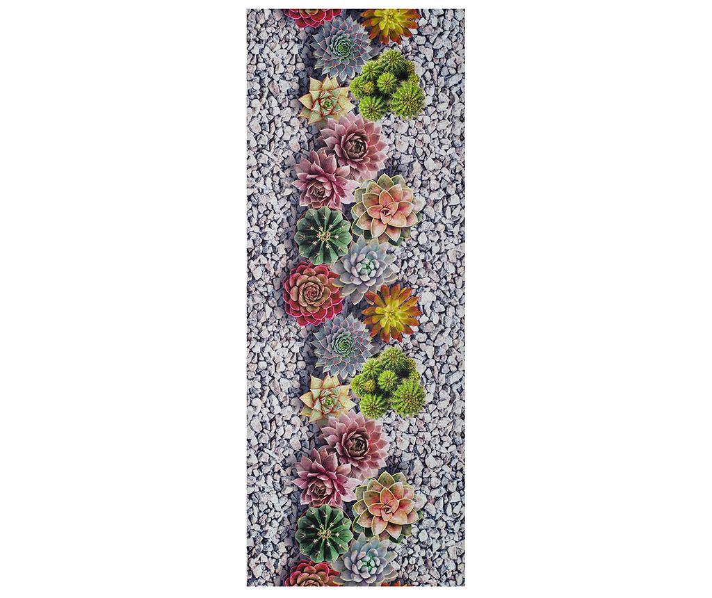 Covor Sprinty Cactus 52x100 cm - Universal XXI, Multicolor