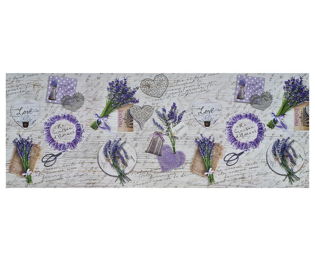 Covor Sprinty Provence 52x200 cm - Universal XXI, Multicolor