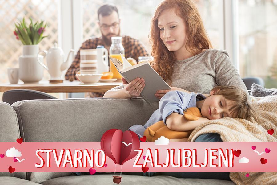 Stvarno zaljubljeni: za obitelj
