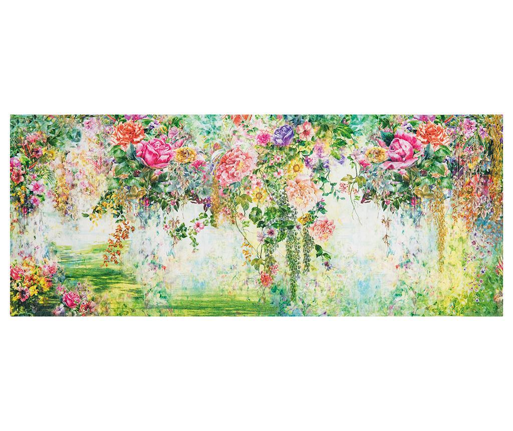 Covor Giardino Segreto 58x140 cm - Webtappeti, Multicolor
