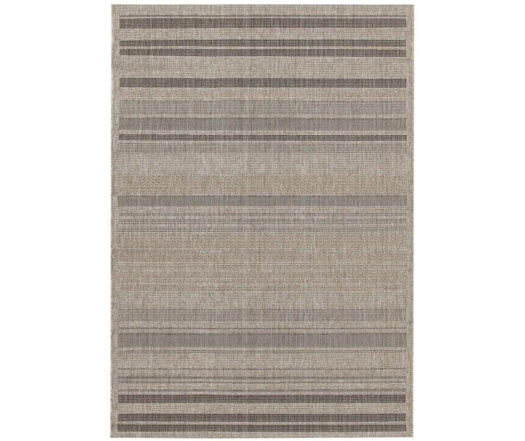 Covor Veranda Grey 133x190 cm - Viva, Gri & Argintiu