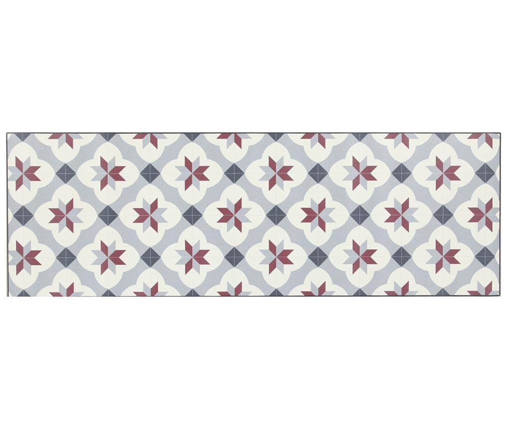 Linoleum Vista Azulej Mild 66x240 cm - Viva, Multicolor