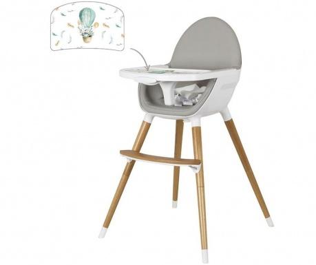 Otroški stolček za hranjenje Explorer Rabbit
