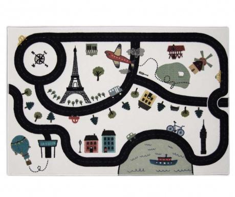 Covor de joaca City 100x150 cm