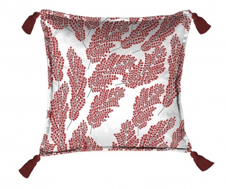 Dekorační polštář Red Tree 45x45 cm