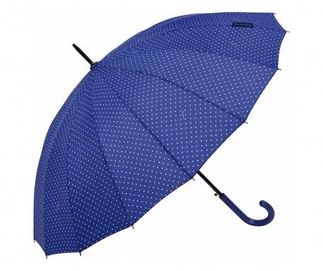 Deštník Blue Triangles
