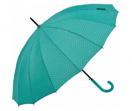 Deštník Turquoise Triangles