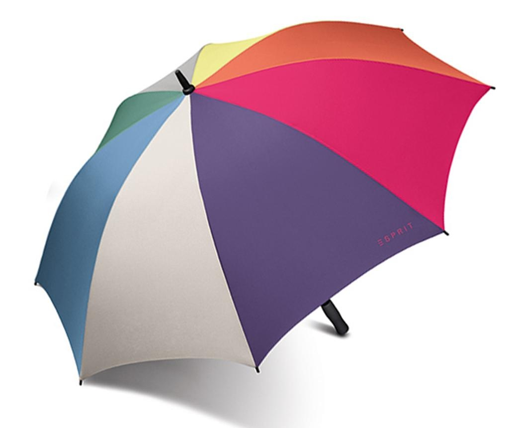 Umbrela Esprit Rainbow