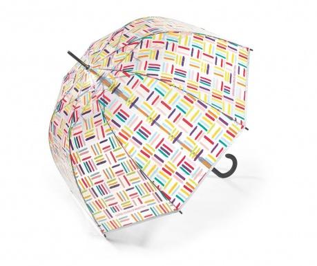 Deštník United Colors of Benetton Geometric